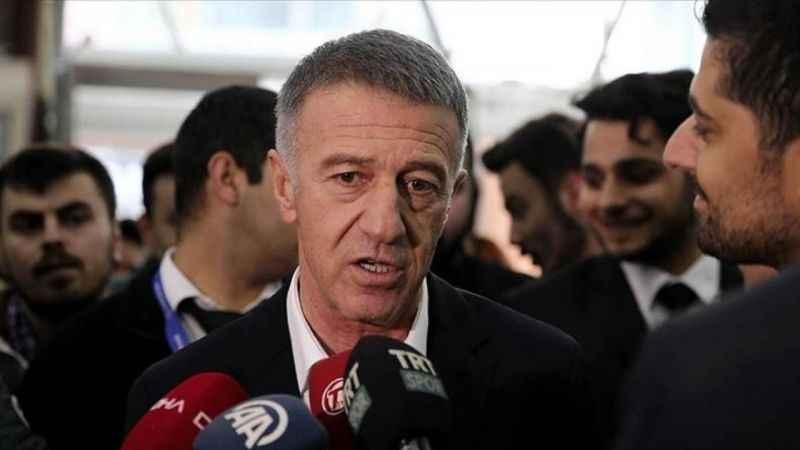 Trabzonspor başkanı Ahmet Ağaoğlu'ndan Süper Lig AŞ açıklaması!