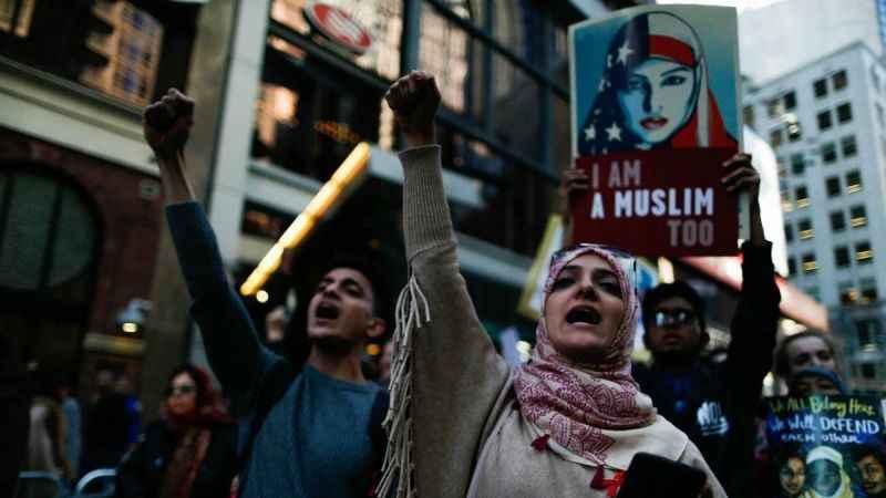 ABD'de İslam karşıtlığı her geçen gün giderek artıyor.
