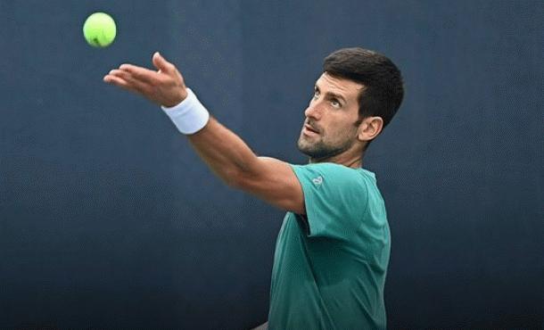 Novak Djokovic turnuvadan çekildi!