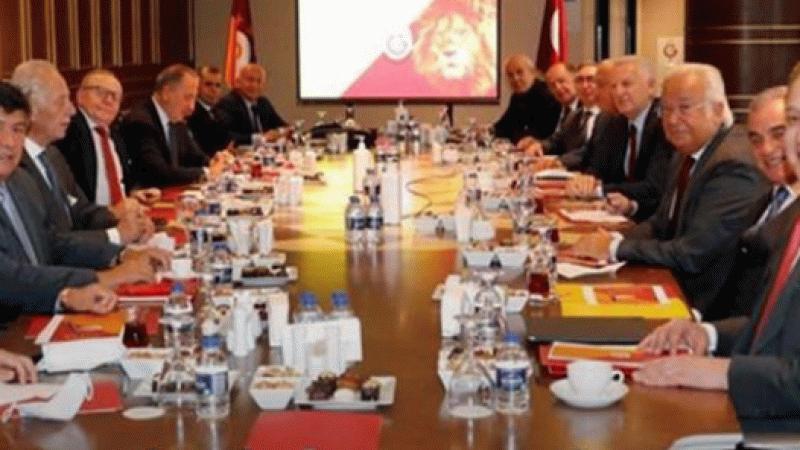 Galatasaray Yüksek İstişare Komitesi, ilk toplantısını yaptı!
