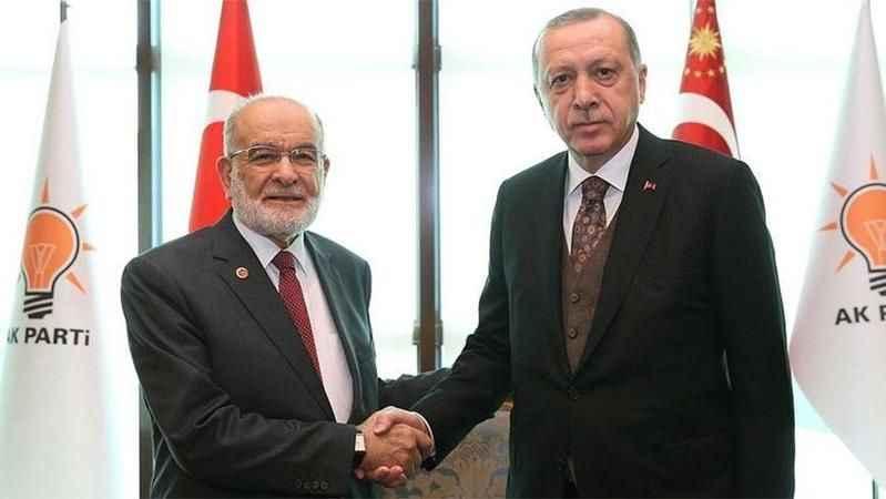 Dikkat çeken açıklama! Erdoğan, Saadet Partisi'ni ziyaret mi edecek?