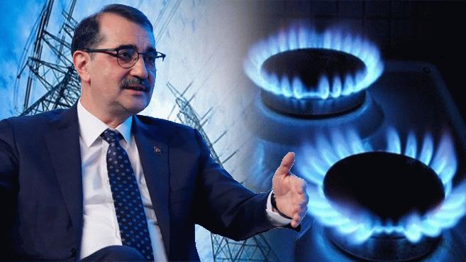 Enerji Bakan'ından elektrik ve doğalgaza yeni zam sinyali