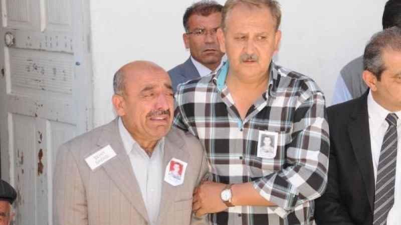 Şehit babasına 144 bin liralık ceza kesildi! Maaşına haiz kondu