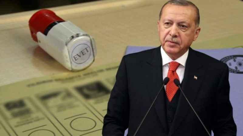 Son anket Erdoğan'ı kızdıracak! AK Parti eriyor, MHP baraj altı