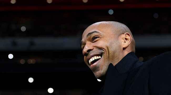 """Thierry Henry: """"Arsenal için çimleri kesen adam bile olurum"""""""