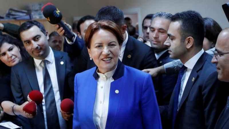 İYİ Parti'den 'Akşener'i Cumhurbaşkanı adayı gösterebiliriz' çıkışı