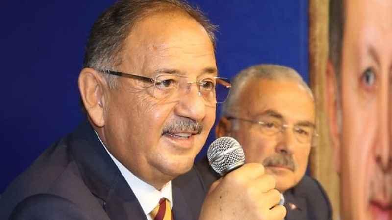 AK Partili Mehmet Özhaseki İktidarı asla bırakmamak lazım
