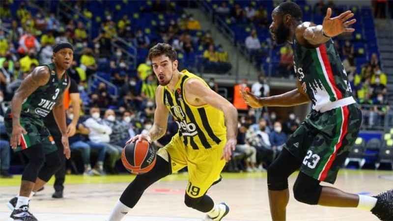 Fenerbahçe Beko'dan UNICS Kazan'a farklı tarife