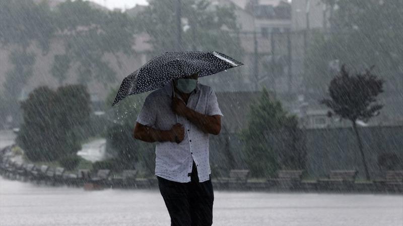 Meteorolojiden Marmara için kritik uyarı: Yıldırımlara dikkat...