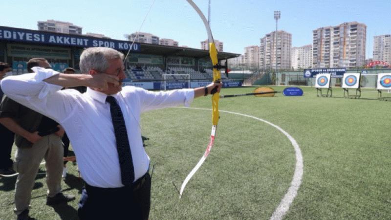 Okçuluğa 60 milyon harcadı! AKP'li belediye, parasızlıktan arazi sattı