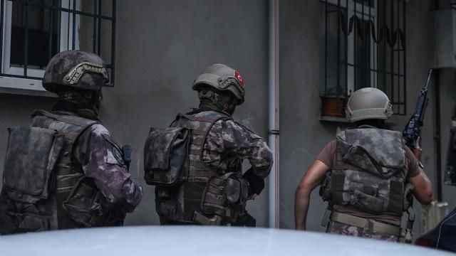 Son dakika: MİT ve Emniyet'ten KCK'ya İstanbul'da operasyon