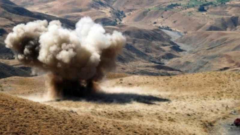 Cezayir'in Fas sınırında mayın patladı: 1 asker öldü