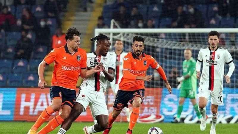 Beşiktaş, ligdeki ikinci yenilgisini aldı