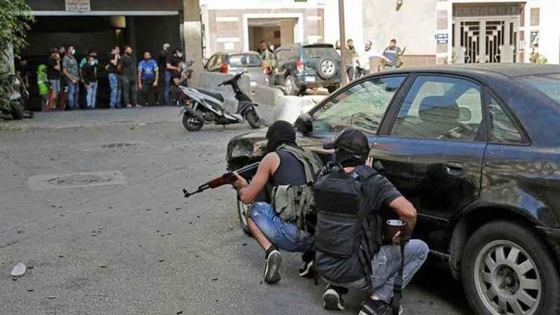 Beyrut'taki olaylarda19 kişi gözaltına alındı