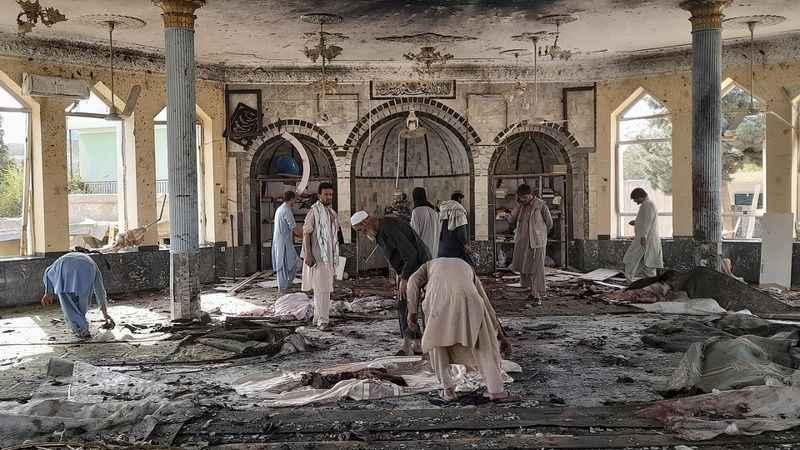 BM'den Afganistan'daki saldırıya kınama