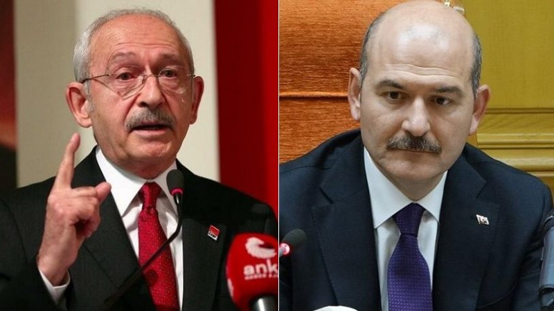 Bakan Soylu, Kılıçdaroğlu'nu hedef aldı: Bürokratı tehdit ederek...