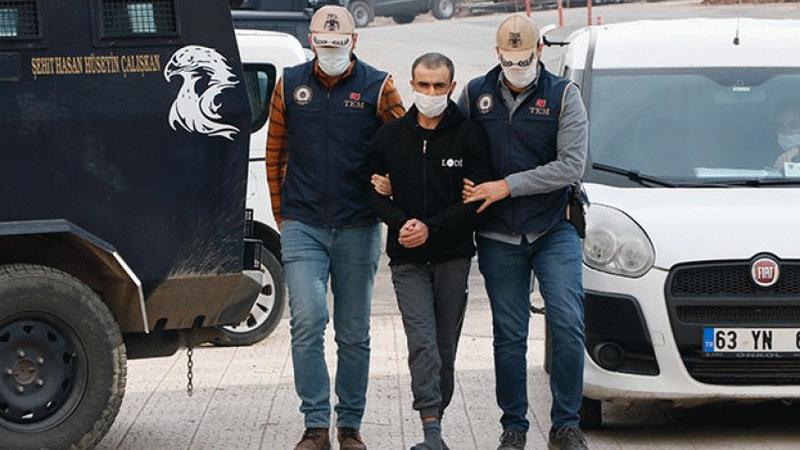 Yakalanan 'Suruç'un bombacısı', sadece örgüt üyeliğinden yargılandı