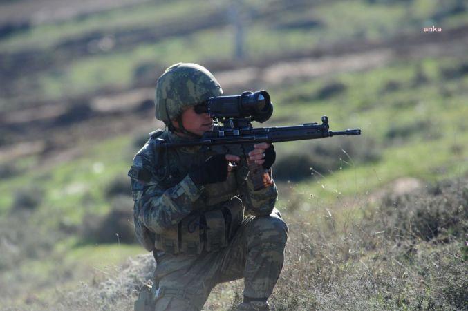 MSB: AVAŞİN-BASYAN BÖLGESİNDE 3 PKK'LI TERÖRİST ETKİSİZ HALE GETİRİLDİ