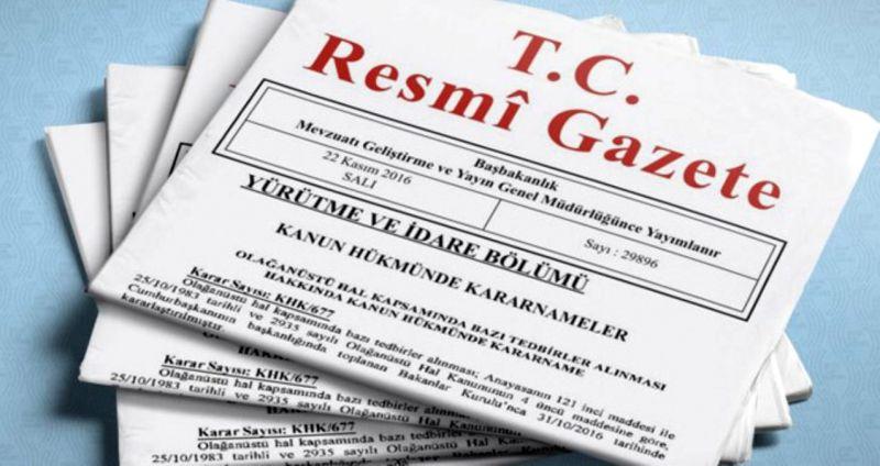 ÇAVUŞOĞLU'NA HAKARET SUÇUNDAN RESMİ GAZETE İLE ARANIYOR
