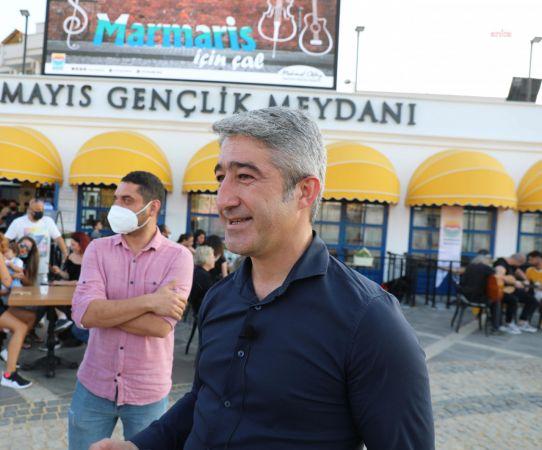 """MARMARİS BELEDİYE BAŞKANI OKTAY: """"SAAT 24.00 KARARI TURİZMİ ETKİLER"""""""