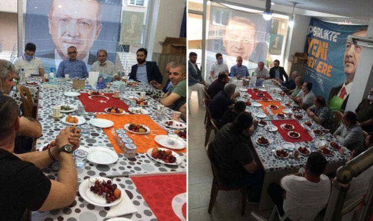 """CHP'Lİ TARHAN'DAN AKP GEBZE'YE BAYRAK TEPKİSİ: """"BIKTIK USANDIK"""""""