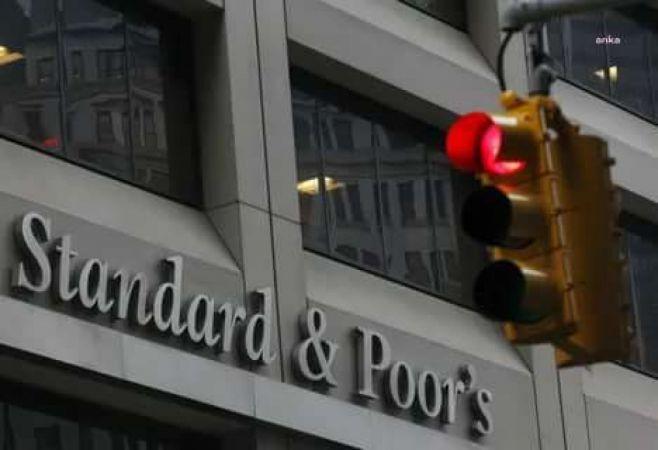 S&P: TÜRKİYE ANİ BİR SIKILAŞMAYA KARŞI HASSAS