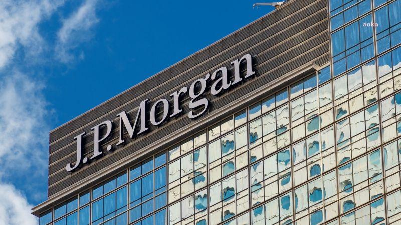 YÜKSEK ENFLASYON JPMORGAN'A FAİZ TAHMİNİ DEĞİŞTİRTTİ