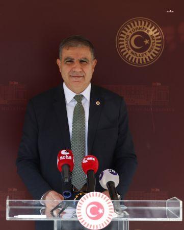 """CHP'Lİ GÜZELMANSUR'DAN """"9,6 MİLYAR DOLARLIK KAYNAĞI BELİRSİZ PARA"""" İDDİASI"""