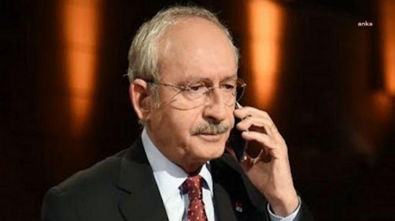 KILIÇDARDOĞLU, ADALAR BELEDİYE BAŞKANI ERDEM GÜL İLE TELEFONDA GÖRÜŞTÜ