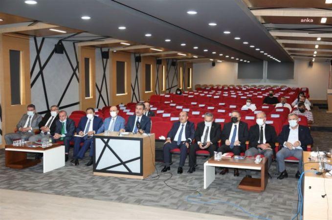 """TÜRKİYE KAMU-SEN GENEL BAŞKANI KAHVECİ: """"TOPLU SÖZLEŞME YETERSİZ"""""""