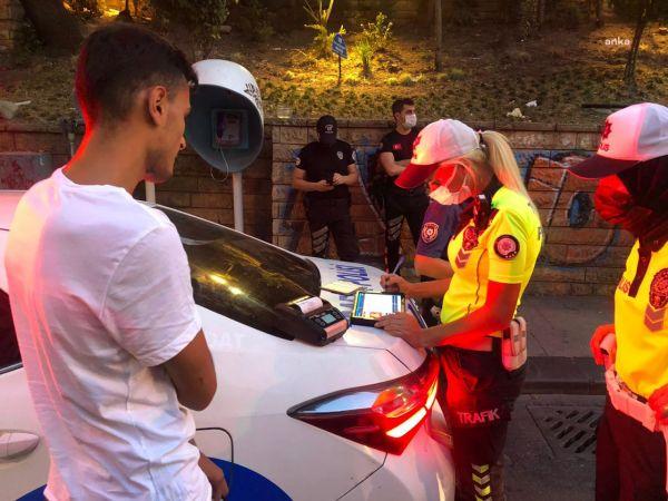 İSTANBUL'DA YEDİTEPE HUZUR UYGULAMASI: ARANAN 361 KİŞİ YAKALANDI