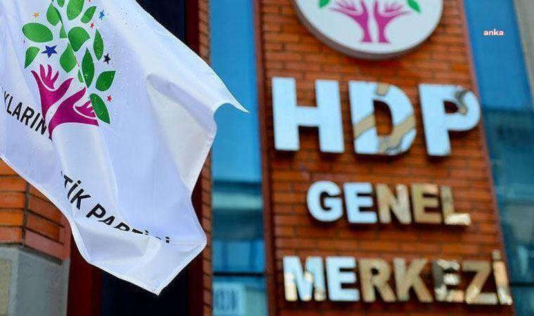 AYM, HDP'NİN EK SÜRE TALEBİNİ KABUL ETTİ