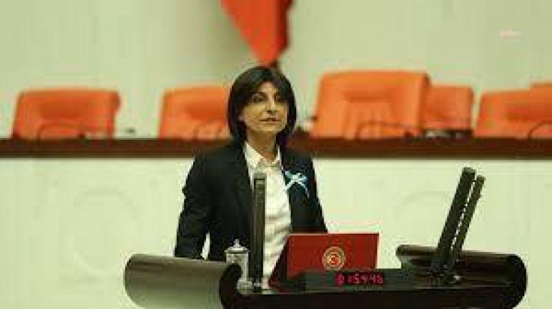 CHP'Lİ ÖZDEMİR, TAHTAKALE'NİN İMAR SORUNUNU TBMM GÜNDEMİNE TAŞIDI