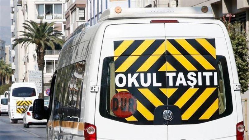 VALİ YERLİKAYA: İSTANBUL'DA OKUL SERVİS ŞOFÖRLERİNİN YÜZDE 94,2'Sİ AŞILI