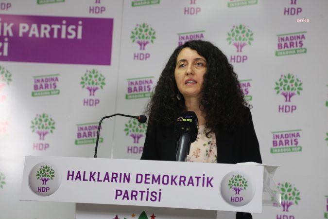 """HDP SÖZCÜSÜ GÜNAY: """"DEMOKRATİK VE BARIŞÇIL BİR ÇÖZÜMÜN YERİ ELBETTE MECLİS'TİR"""""""