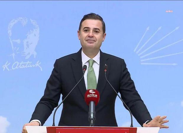 "CHP'Lİ AKIN: ""20 MİLYAR LİRALIK İHALE ŞAİBELİ"""