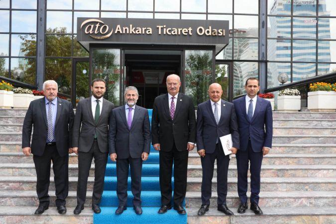 "ATO BAŞKANI BARAN'DAN ""TEK ORANLI KDV"" ÖNERİSİ"