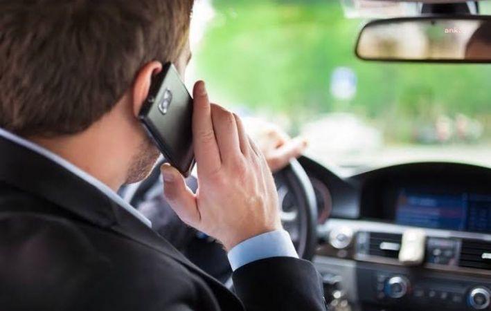 VALİ YERLİKAYA: İSTANBUL'DA 9 AYDA 125 BİNE YAKIN SÜRÜCÜYE TELEFONLA KONUŞMAKTAN CEZA KESİLDİ