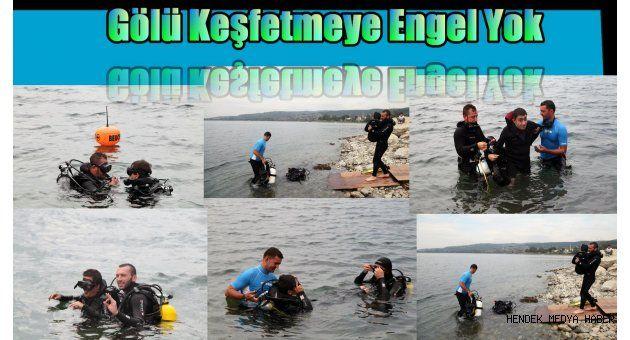 Gölü Keşfetmeye Engel Yok