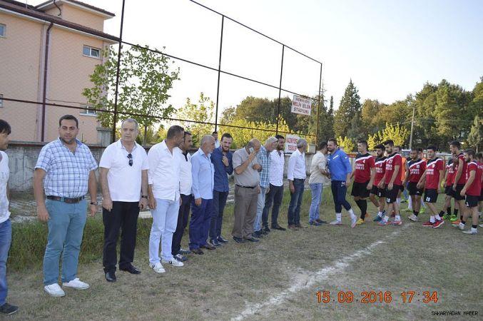 Boğaz Spor Antremanlara başladı.