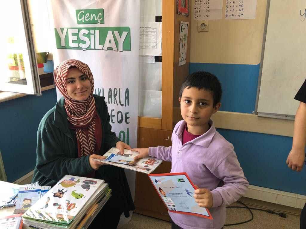 Yeşilay Okullarda Yeşilay Kulüpleri Kurmak Için çalışıyor Sakarya