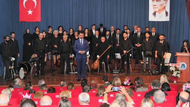 Türk Halk Müziğinden muhteşem bir konser daha