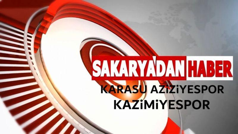 İşte Karasu Aziziyespor - Kazimiyespor maçının özeti