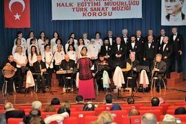 Türk Sanat Müziği Konseri 13 Ocak 2019 videosu-İZLEYİNİZ_