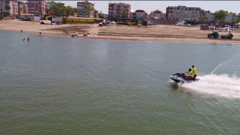 17 günde 138 boğulma vakası önlendi