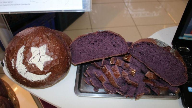 Mor Ekmeğin faydası saymakla bitmiyor!..