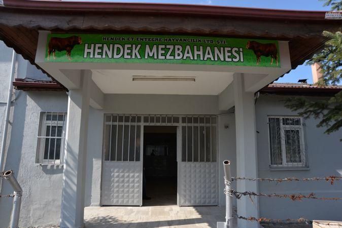 HENDEK MEZBAHANESİ HİZMETTE