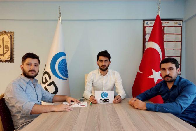"""""""AGD'DEN E-YAZ ETKİNLİKLERİ"""""""
