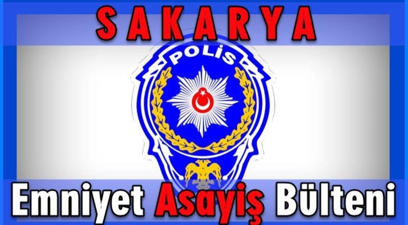 Emniyet Asayiş Bülteni 29 Haziran 2020