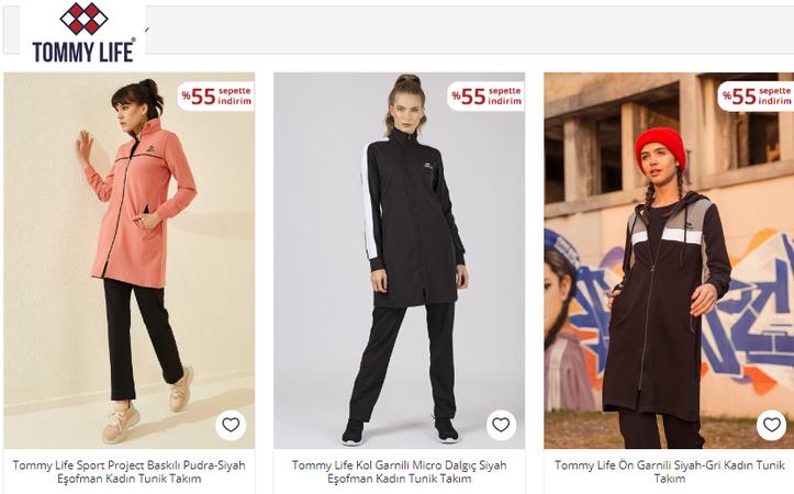 Kadın Tunik Modelleri